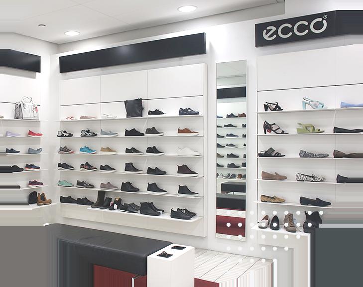 4be69cae8 ECCO. Всемирноизвестный Датский обувной ...