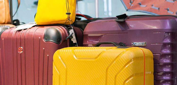 чемоданы турист владивосток